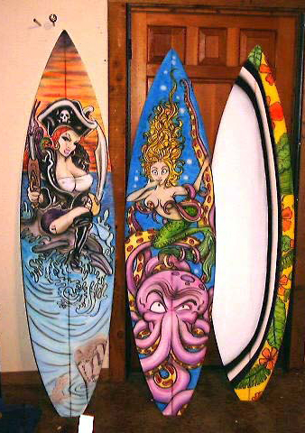 Awesome Surfboard Designs