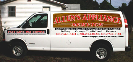 Allens Appliance orang City