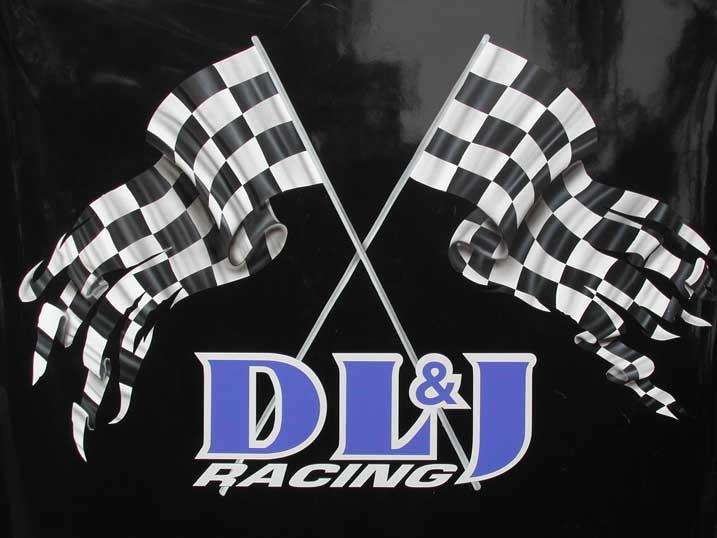 Race Car Graphics Vinyl Wraps Airbrush Custom Paint