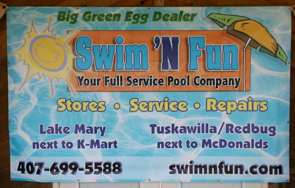 Swim n fun oviedo banner