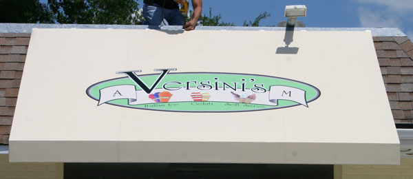 Versinis lake mary awning