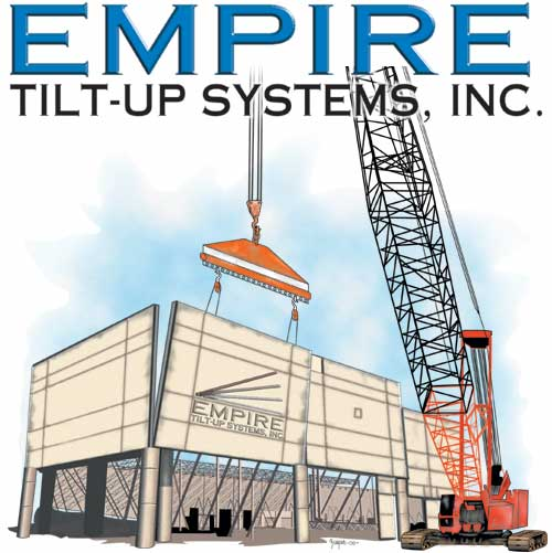 empire tilt up logo