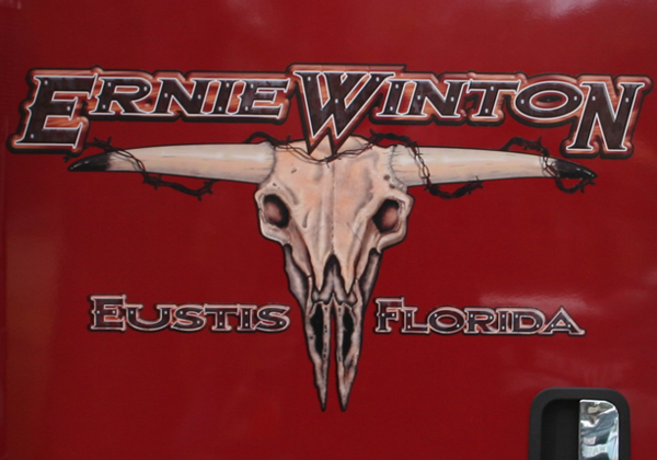 Ernie winton trucking