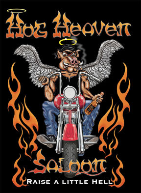 hog heaven logo