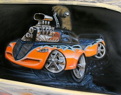 Vinyl · Cars & Trucks